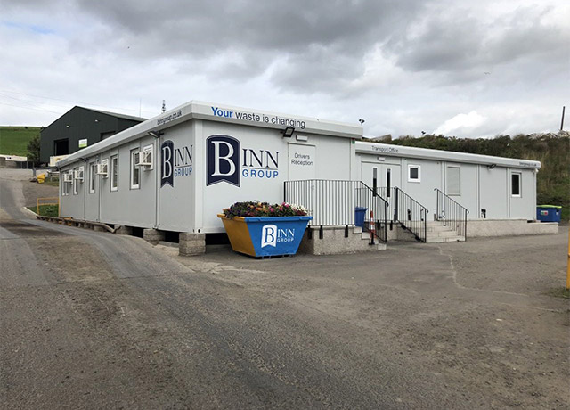 Greenwell completes an extensive project supplying 20 modular cabins for Binn Group
