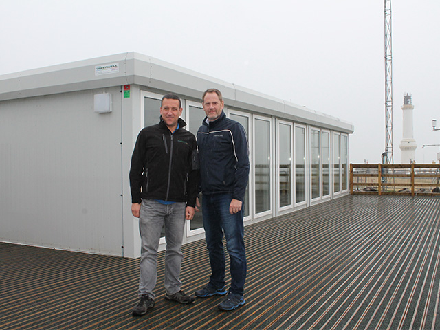 Modular cabin specialist doubles turnover