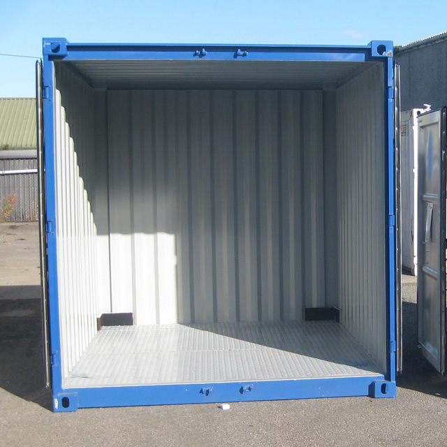 10ft Shipping Container