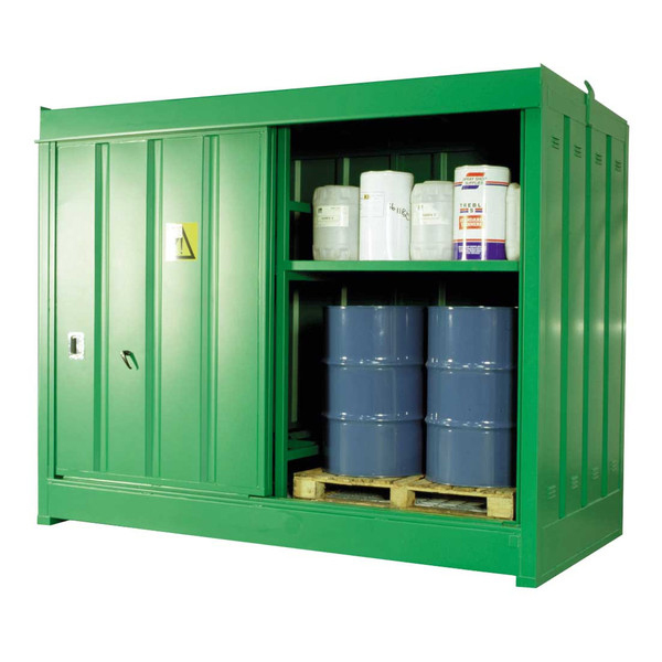 Drum And Chemical Storage Containers Greenwell Equipment