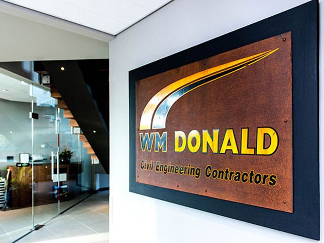 WM Donald refurb fit for Royal approval