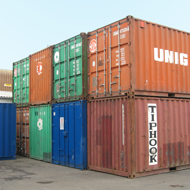 Greenwell Equipment can supply all types used containers for shipping or storage purposes. We hold a large number of stock units here in Aberdeen for sale ... & Used Containers | Greenwell Equipment
