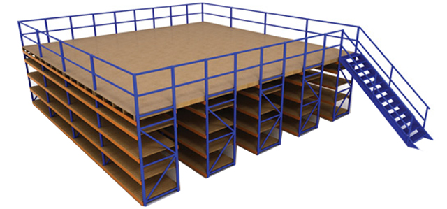 Mezzanine Floors | Greenwell Equipment